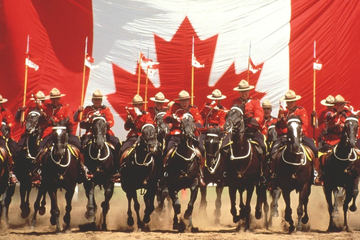 140th Anniversary - North-West Mounted Police