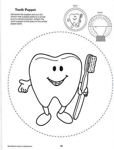 54 tooth puppet wellness teeth dental health dental posters. Black Bedroom Furniture Sets. Home Design Ideas