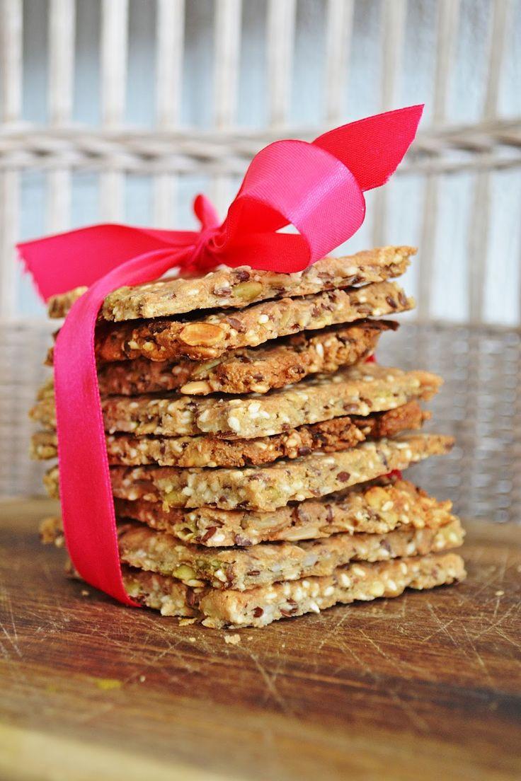 GF Crackers/ Crisp Bread