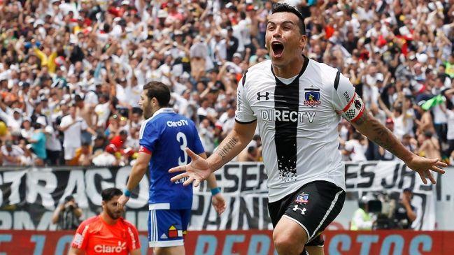 Colo Colo tumbó a U. de Chile en el Superclásico 178 y acrecentó su racha en el Monumental - Cooperativa.cl