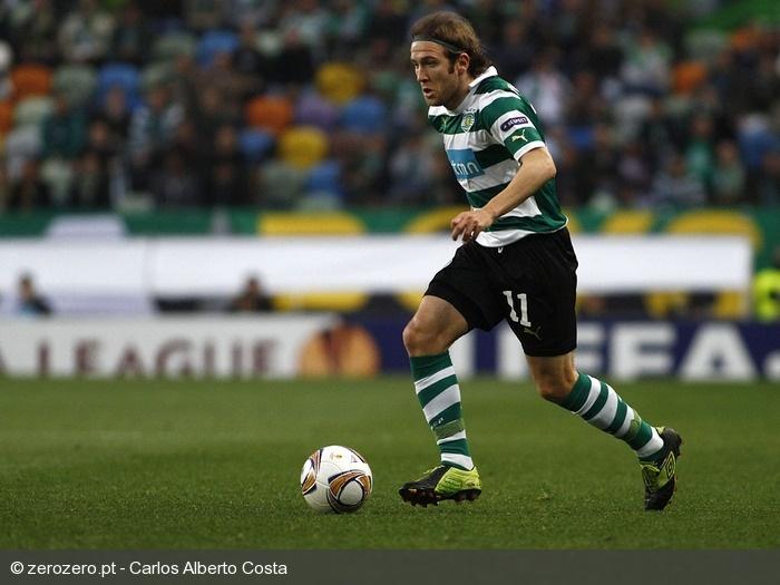 Diego Capel Sporting Clube de Portugal