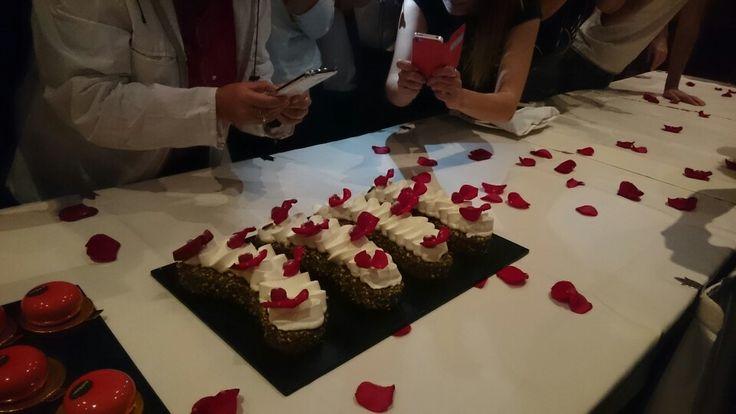 Un gâteau de voyage qui nous fait voyager dans des paradis gustatifs. 12/10/2015.
