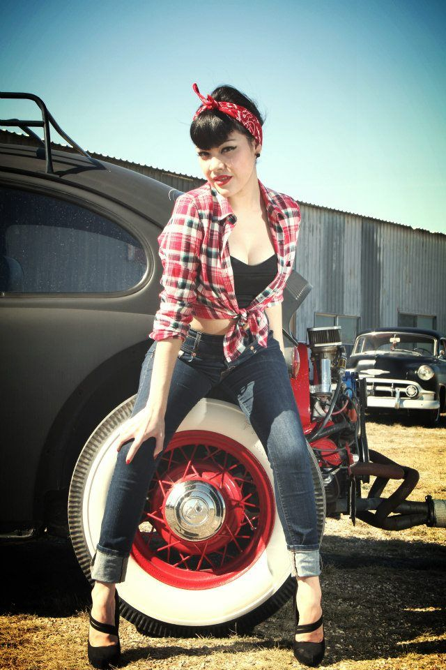 249 Best Rockabilly Images On Pinterest Pin Up Girls
