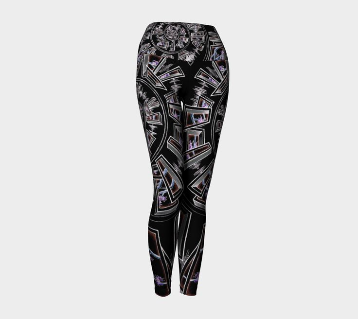 These are the most comfortable yoga leggings. Reduce your carbon footprint and buy local.