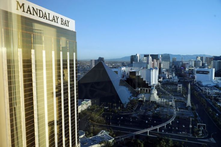 MGM Resorts International, the hospitality company that owns and operates Mandalay Bay Casino and Resort, is focused on security and assisting authorities, but what will they do with the hotel suite that was used in last weekend's mass shooting?