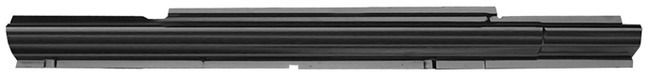 Rust Repair Panels P3035111L - 1999-2005 Pontiac Montana Sliding Door Rocker Panel Drivers Side page.  Precision Die Stamped Heavy Gauge Steel Rust Repair Panels of the highest quality and lowest prices.  Seasonal Free Shipping Special.