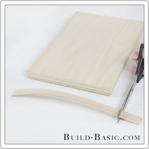 How To Finish Plywood Edges by Build Basic - Step 1