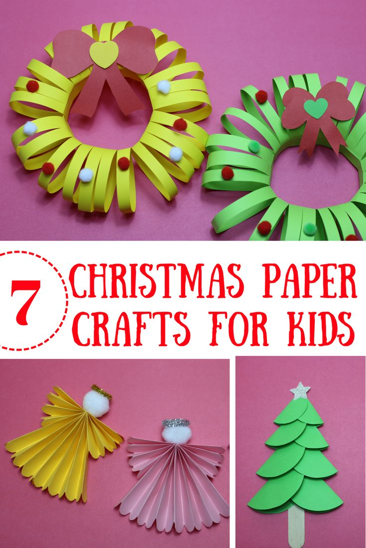 easy construction paper crafts