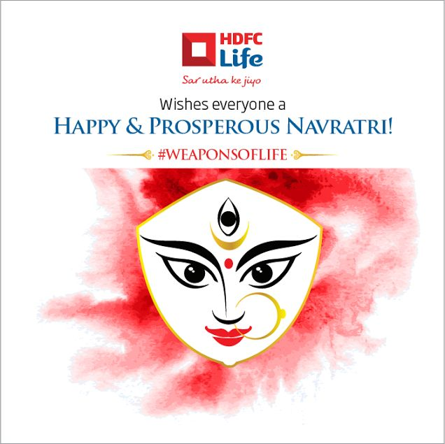 We wish everyone a Happy Navratri, the festival of great goddesses. Keep watching this space for more on #WeaponsOfLife, put these weapons to the best use just like Goddess Durga.