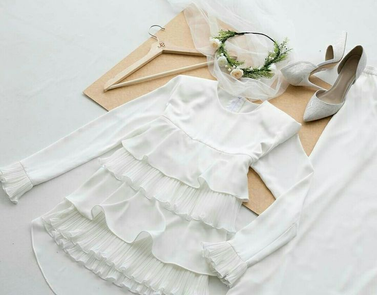 White wedding collection @Jubahsouq