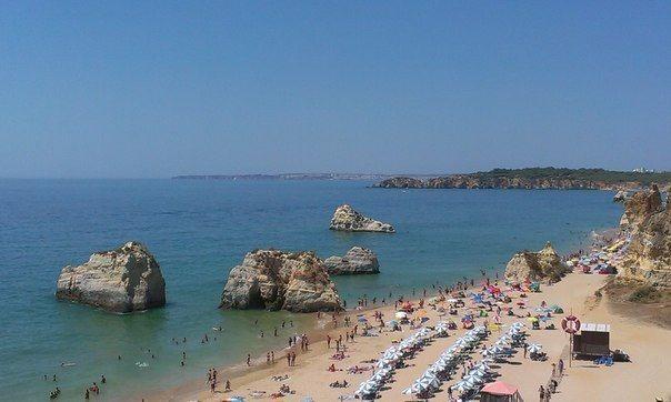 #Praiadarocha #Portimão #Portugal