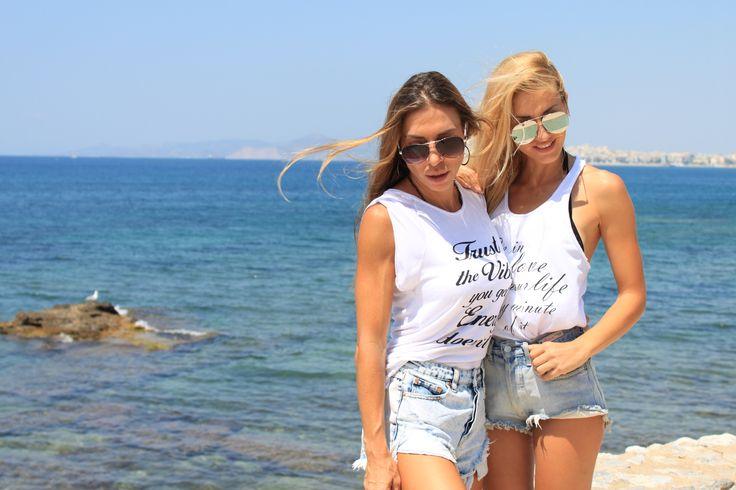 TSHIRT VIBES www.yazz.gr