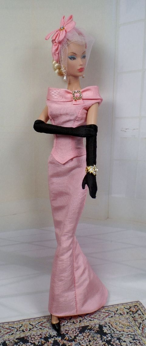Mahari for Silkstone Barbie and Victorie Roux on Etsy now