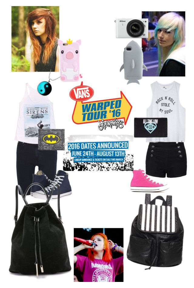 """""""Untitled #277"""" by unicorn1233 ❤ liked on Polyvore featuring AG Adriano Goldschmied, LE3NO, Converse, STELLA McCARTNEY, Nikon, Halston Heritage, Vans, women's clothing, women's fashion and women"""