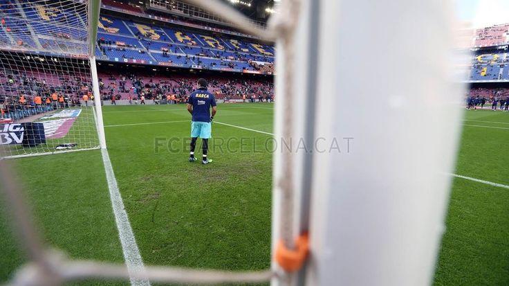La otra cara del FC Barcelona - Córdoba   FC Barcelona