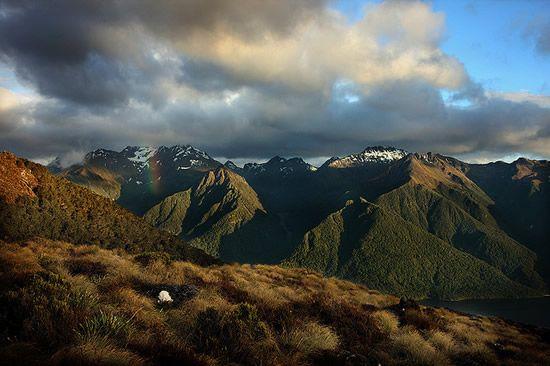 Kepler Track - Fiordland, New Zealand