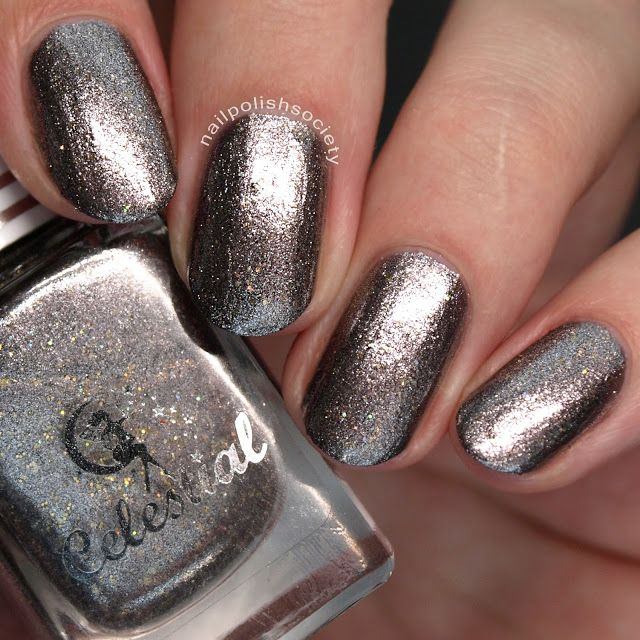 Nail Polish Society>> Celestial Cosmetics Love Never Dies Collection   August LE 2016 Gladiolus