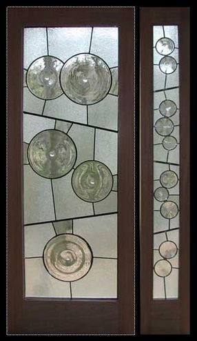 Prairie modern stylekühl doors, llc is a stained glass studio dedicated to fabricating original high quality, custom leaded glass doors. Our unique entrance doors contain one-of-a-kind, contemporary exterior stained glass panels