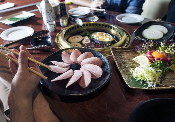 Koh-Ya, Randwick: A spot for traditional Japanese BBQ, where you can eat as much as you like for a fixed price.