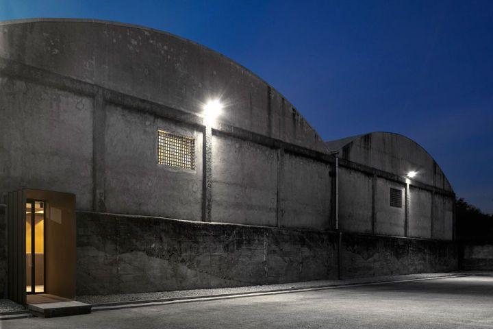 N10-II Sports Facility. Coimbra, Portugal