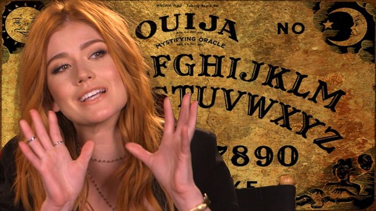 The Shadowhunters Cast Share Terrifying Ouija Board Experiences