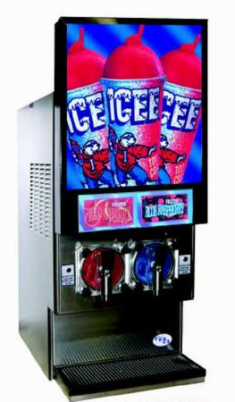 Icee Machine...Peyton asked if this could be in her room because if it could it would be so AWESOME!