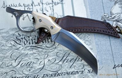Bowen belt knife for sale