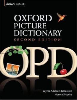 Oxford Picture Dictionary, 2nd Edition