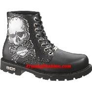 Mens Harley Davidson Boots Mutinous