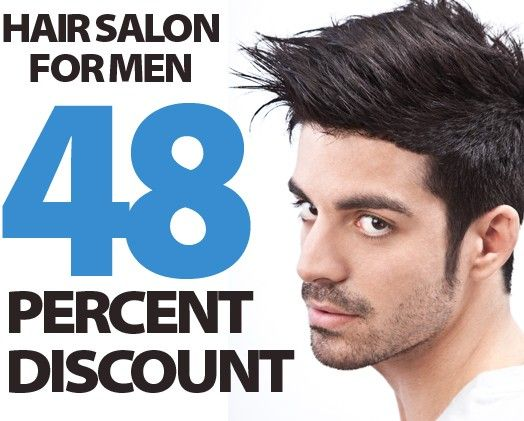 Hair cut+ cleansing+shave for Rs. 550/-, instead of Rs 1,050/- (48% off) at Hair Saloon