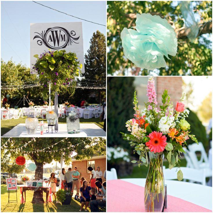 17 Best Images About Backyard Wedding Decor On Pinterest
