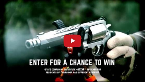 Smith & Wesson Performance Center Texas Whitetail Hunt Sweepstakes