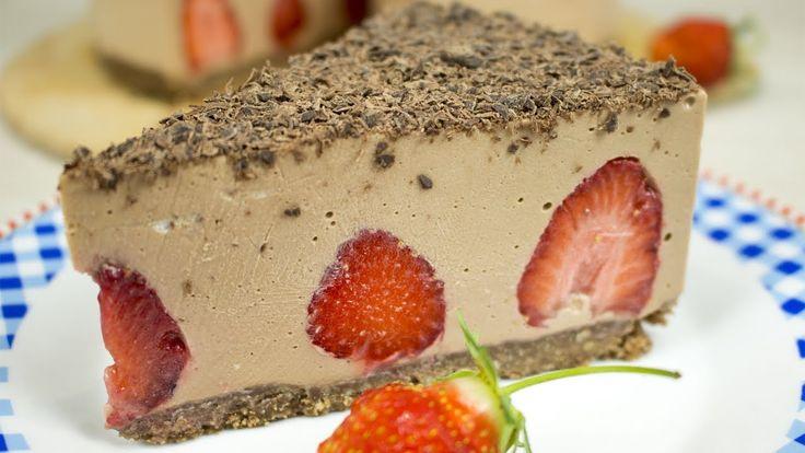 🎂Вкусный, быстрый муссовый торт БЕЗ ВЫПЕЧКИ - Я - ТОРТодел!