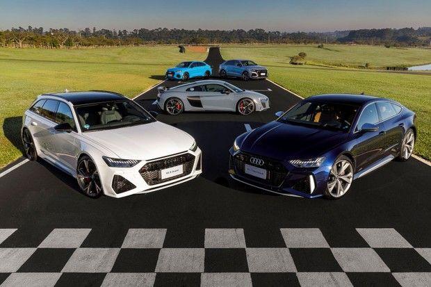 Audi Inicia Pre Venda Do Rs Q3 Rs 6 Avant E Outros Tres Esportivos Precos Podem Passar De R 900 Mil Em 2020 Audi Esportes Audi Rs