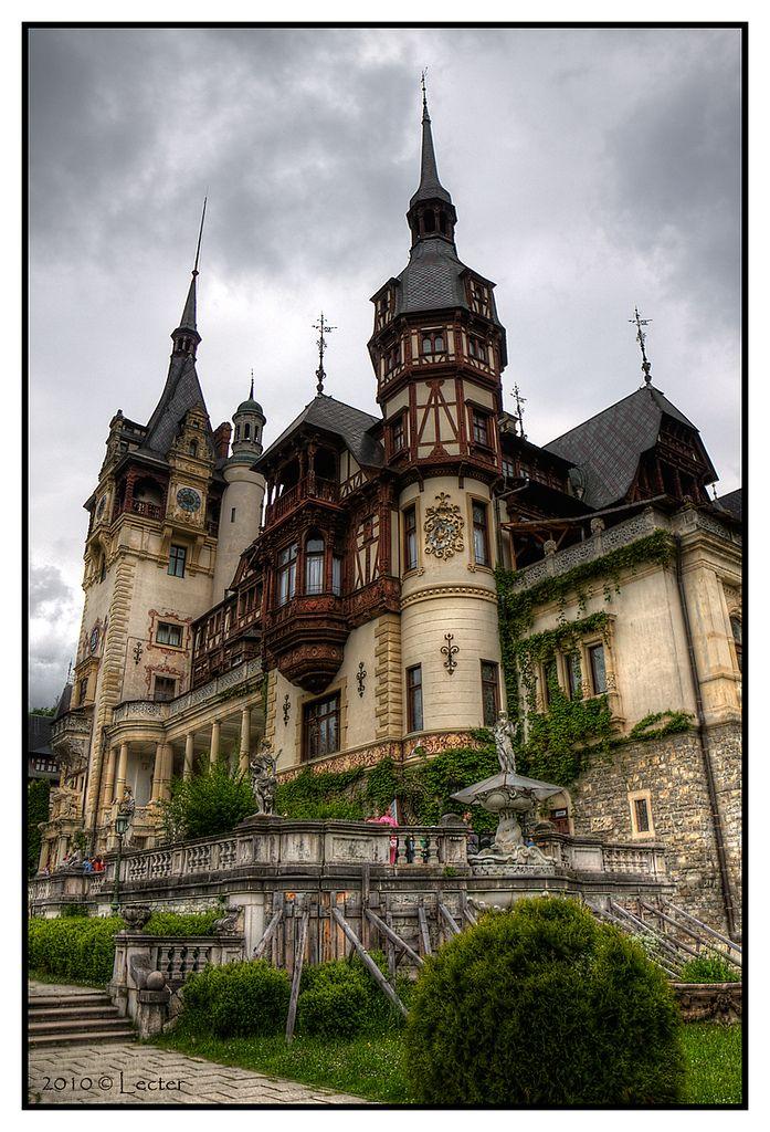Castello di Peles - Romania
