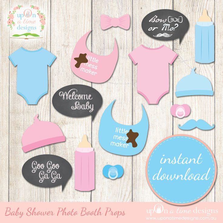 Free baby shower booth printables search results flowers hd wallpaper baby shower photobooth props display baby shower ideas maxwellsz