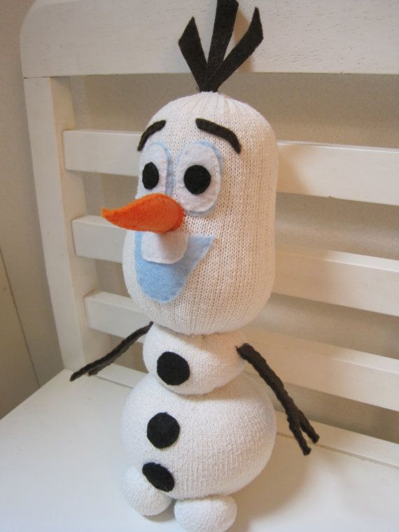 Reserved Custom Order Sock Snowman Inspired by by scooterandgoose, $35.00