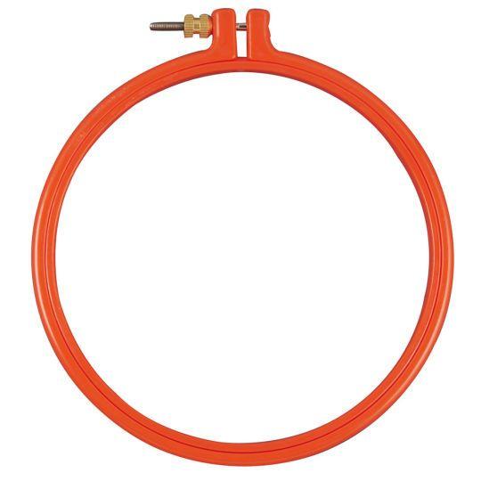 """Loops & Threads™ Plastic HoopLoops & Threads Plastic Hoop, 6"""""""