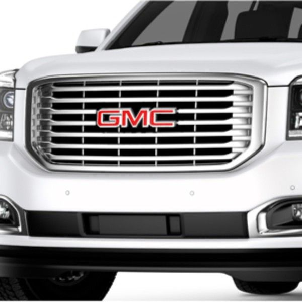 Add a distinctive appearance to your vehicle with a Grille specially designed for your Yukon Yukon Front Grille with Chrome Inserts