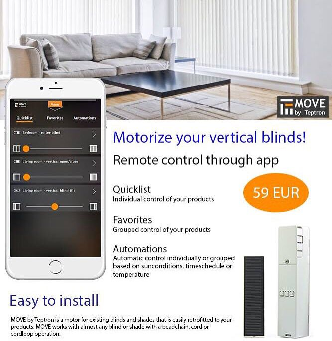61 Best Move Motorize Your Blinds And Shades Images On