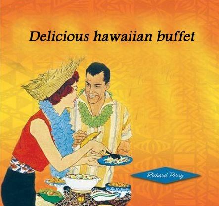 The Hawaiian Aperitif @ Maison MOschino, Domani MArtedì!