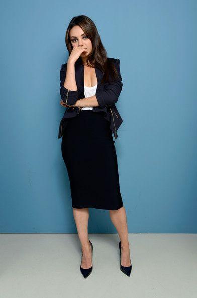 Mila Kunis - Maria Bello Poses in Toronto