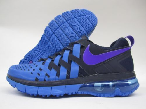 MEN'S NIKE SNEAKERS SIZE 10 FINGERTRAP MAX AIR TRAINERS RARE PHOTO BLUE  BLACK #Nike #AthleticSneakers | MEN'S NIKE SHOX | Pinterest | Photo blue, Size  10 ...