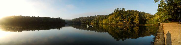 octobre 2017 | panorama à partir de 6 photos  - à Plomelin  © Paul Kerrien  https://en-photo.fr Finistère Bretagne