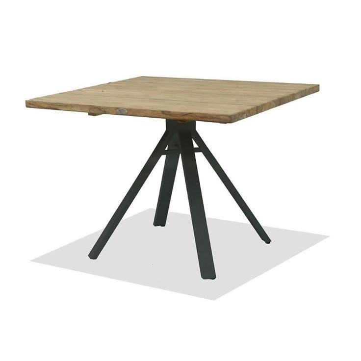 Tavolo quadrato Alaska, Skyline Design (con immagini