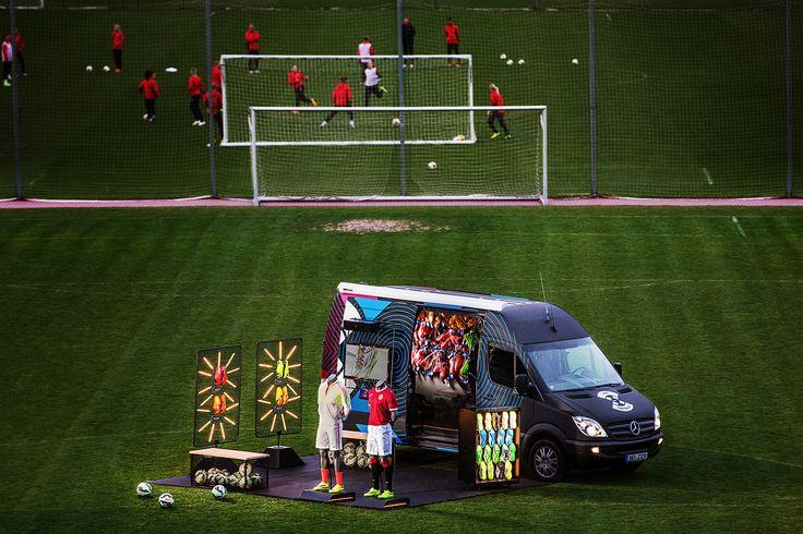 NIKE Premiere Cup Car 2015  #nike #football