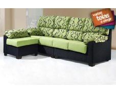 Estupendo sofá tres plazas más chaise longue móvil con un diseño muy elegante, ideal para todo tipo de estancias y posibles decoraciones. No deje pasar la oportunidad de darle a su hogar un toque de elegancia a su hogar.