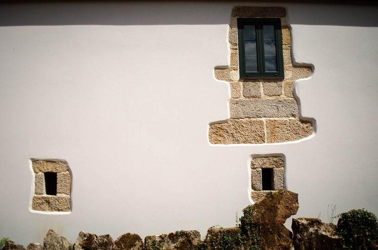 Detalle fachada noroeste