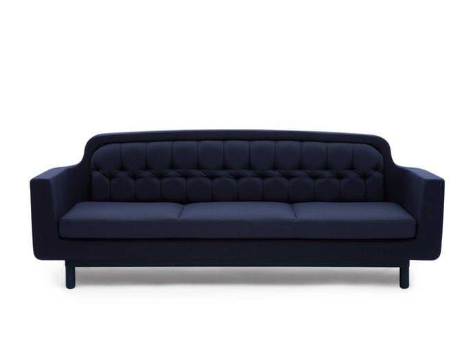 Sofa 3-osobowa Onkel ciemnoniebieska Normann Copenhagen16799zł