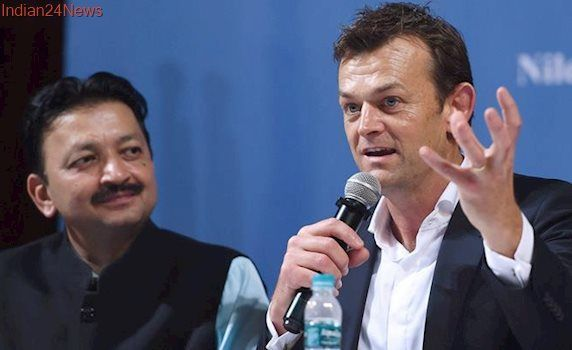Adam Gilchrist talks about the beauty of India